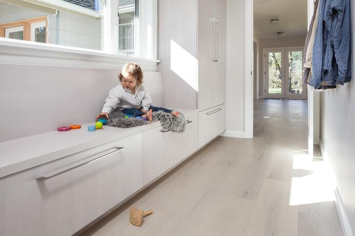 Castle Bespoke Plank Flooring with custom white Rubio Monocoat-min-1