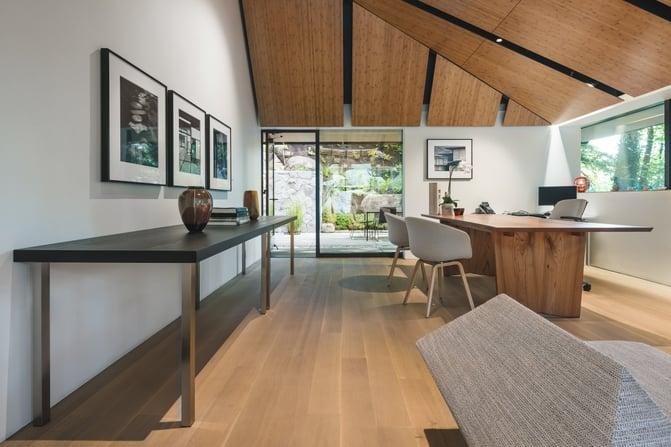 White Oak Floor dimensions