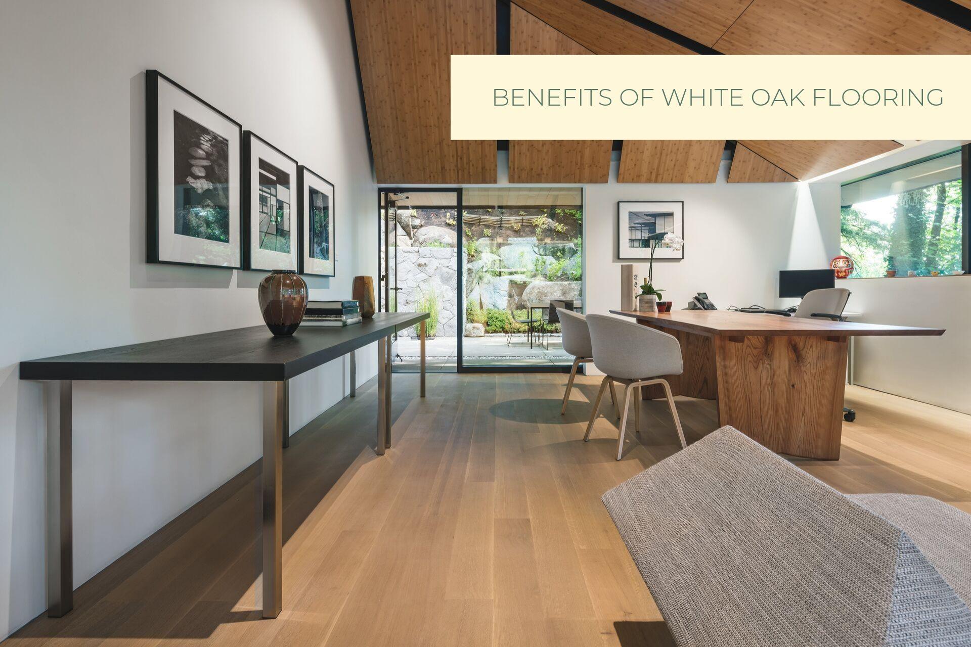 Castle Bespoke_ Benefits of White Oak Flooring