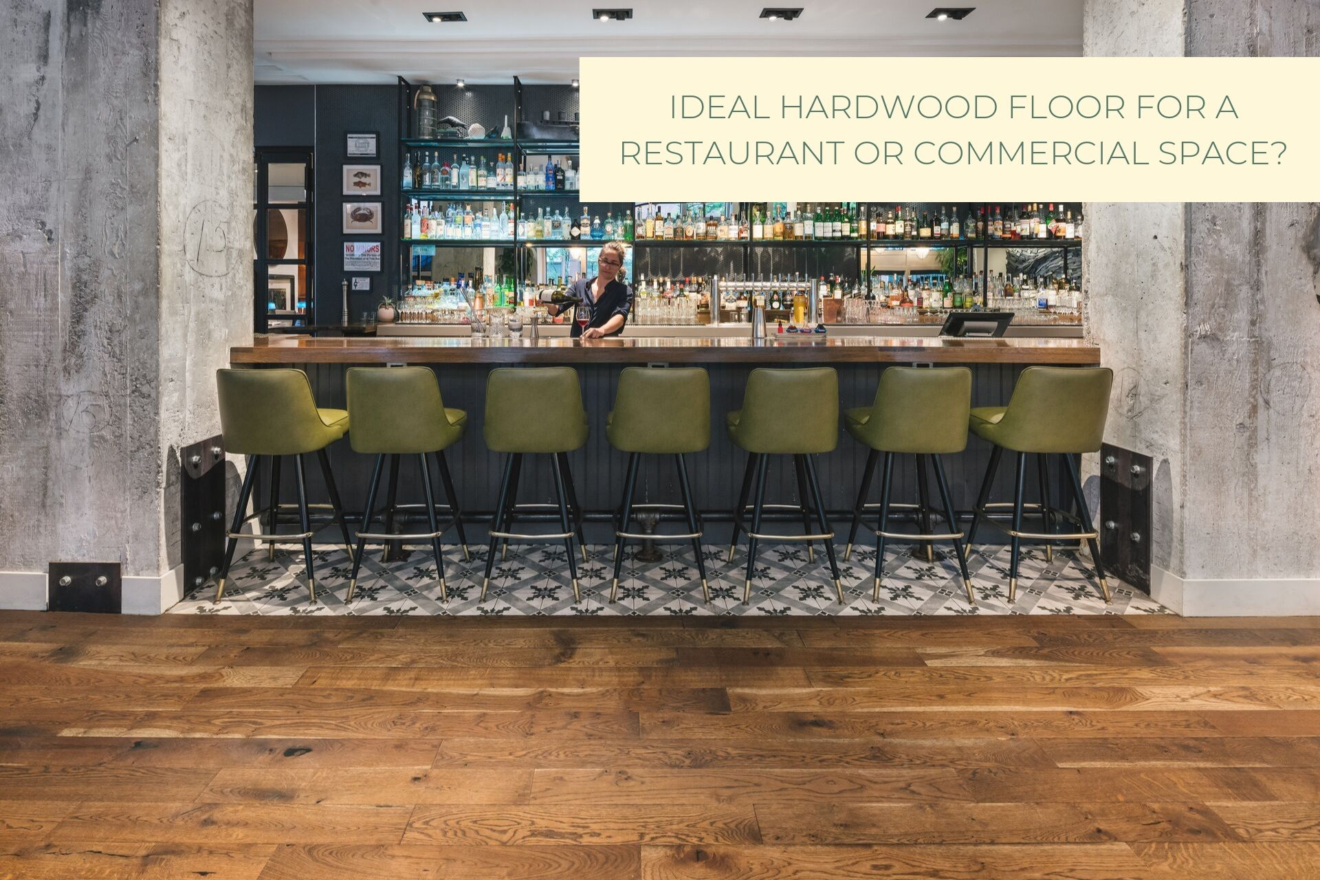 Castle Bespoke_ Hardwood Flooring for Restaurants Or Commercial